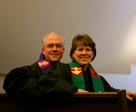 Co-Pastors Jan and Phil Butin